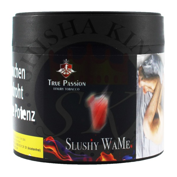 True Passion- Slushy WaMe 200g