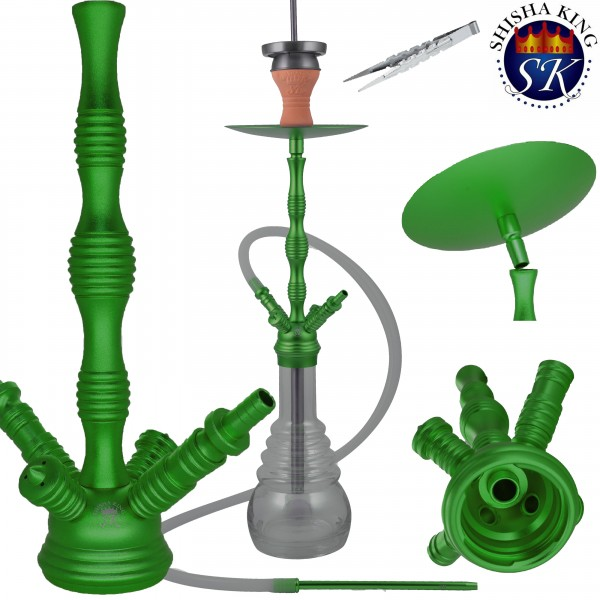 SKS 610 V.A.P.O.R. Green - Clear -4-