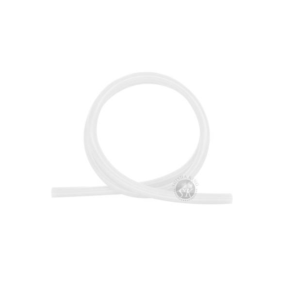 SKS Silikonschlauch glänzend - Transparent