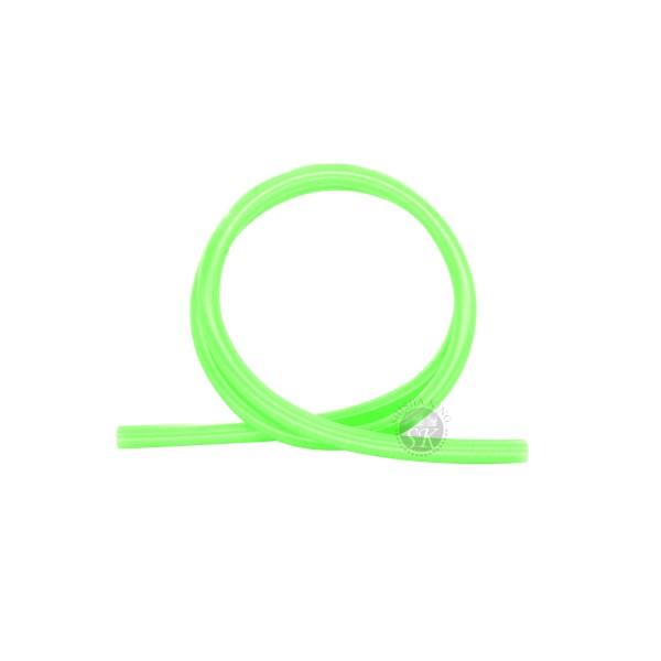 SK Glänzend Silikonschlauch-Neon Green