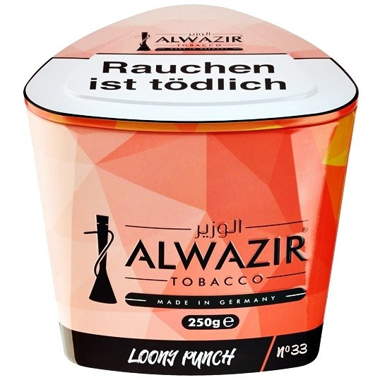 Al Wazir Tobacco - Loony Punch - 250g