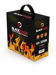 Black Coco´s Premium Kokosnuss Naturkohle -4 Kg