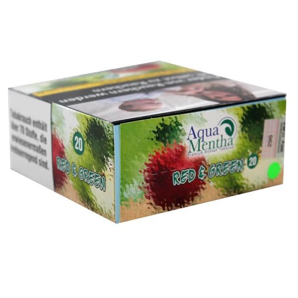 Aqua Mentha 200g - RED & GREEN (20)