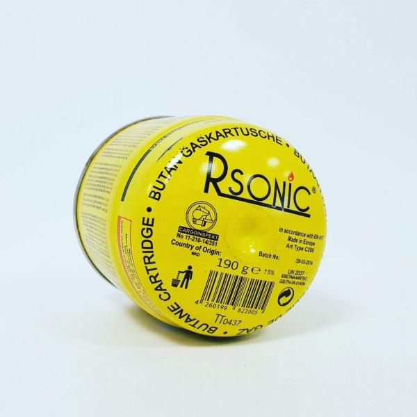 Rsonic Gaskartusche