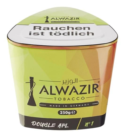 Al Wazir Tobacco 250g - Double APL