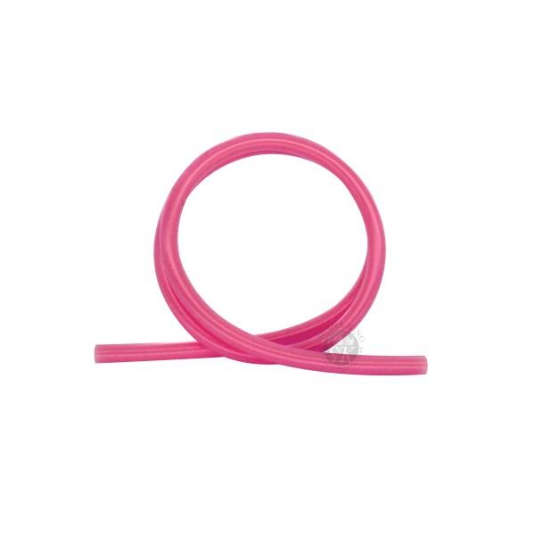 SKS Glänzend Silikonschlauch - Pink
