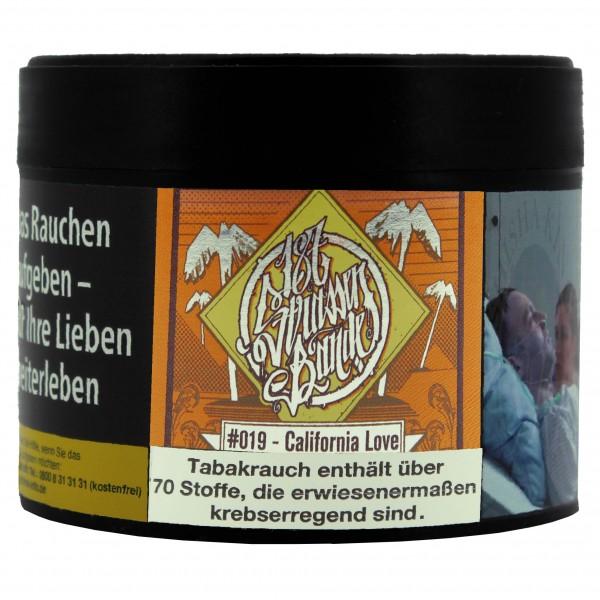 187 Tobacco 200g - #019 California Love