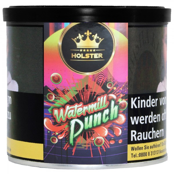 Holster Tobacco 200g - Watermill Punch