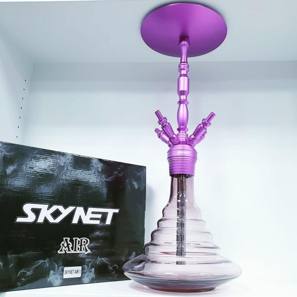 Skynet Air Alu-Purple/Clear 4 Schlauch Variante