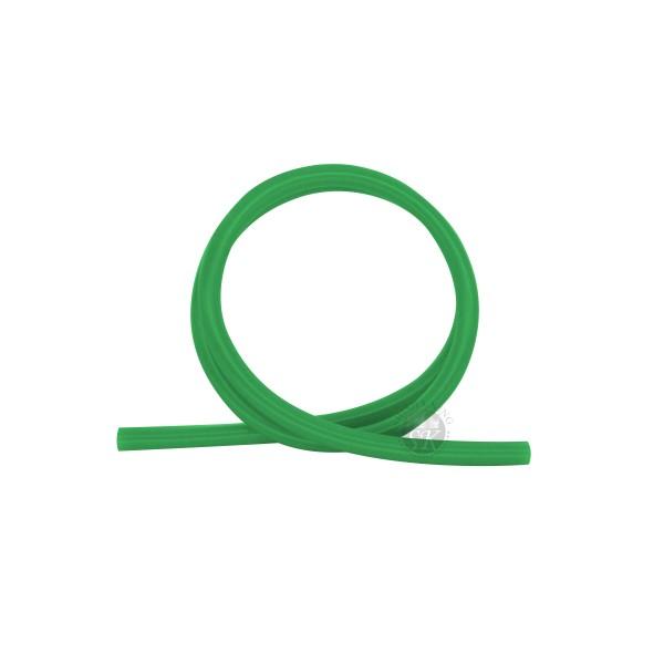 SK Glänzend Silikonschlauch-Green