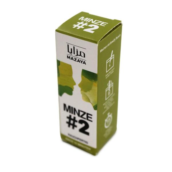 Mazaya - #2 Minze Shot Breezy Bunch 5ml