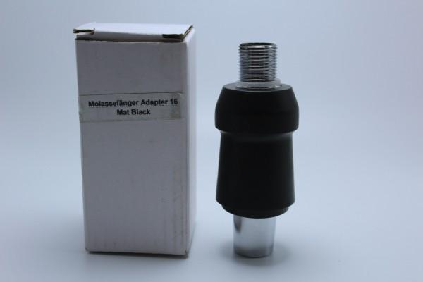 SK Molassefänger Adapter Zink-Black 2.0