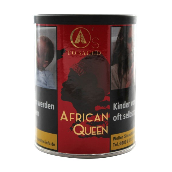 O´s Tobacco 1kg - African Queen