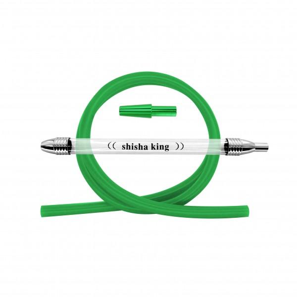 SK Boro & Silikonschlauch Set - Green