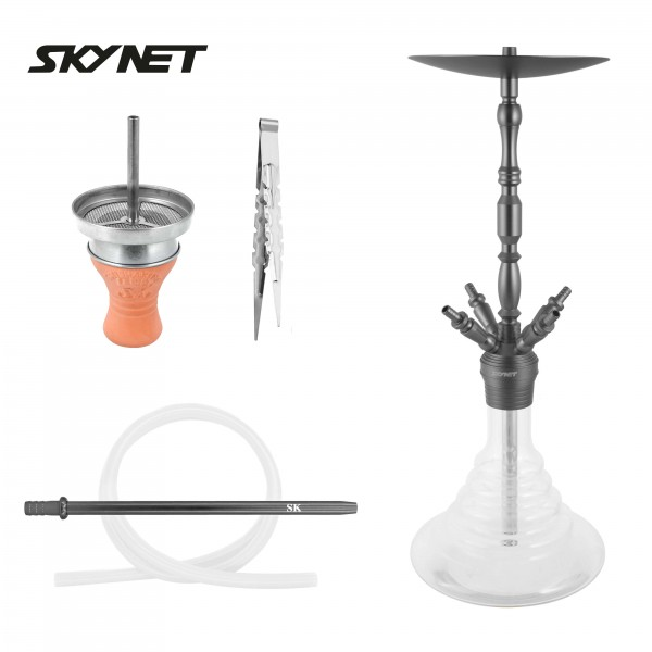Skynet Air Alu - Grey -4-