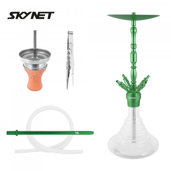 Skynet Air Alu - Green -4-
