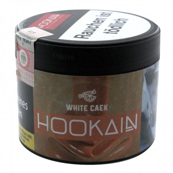 Hookain 200g - White Caek
