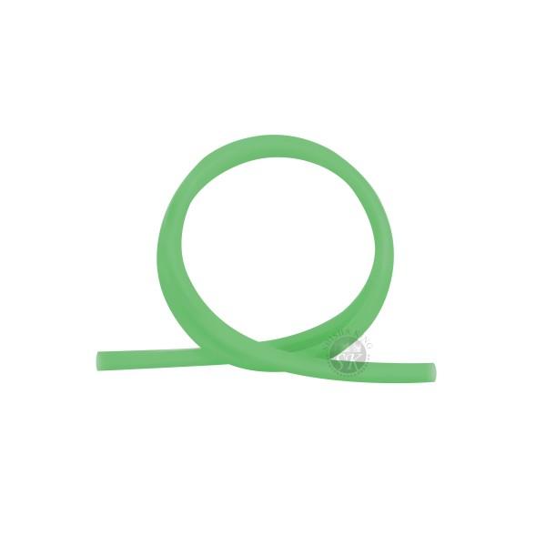 SKS Silikonschlauch matt - Green Transparent