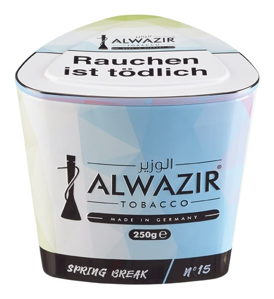 Al Wazir Tobacco -Spring Break- 250g