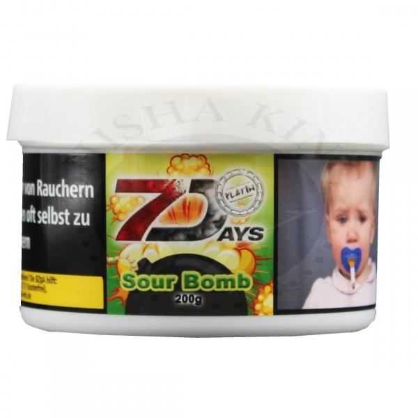 7 Days Platin-Sour Bomb 200g