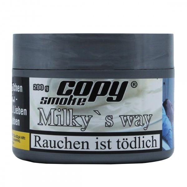 Copy Smoke 200g - Milky`s Way