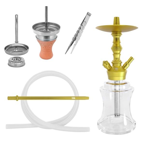 shisha-set-sks-itali-yellow-aluminium-wasserpfeife