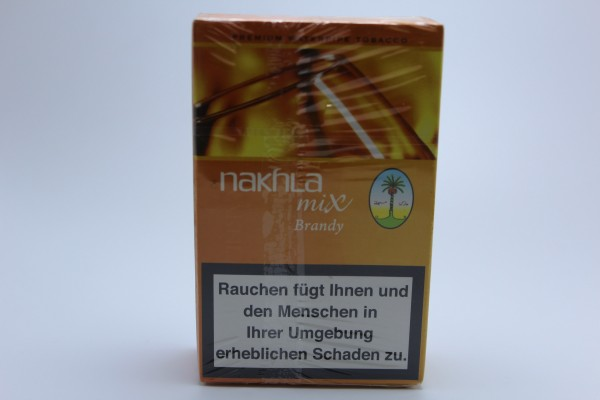 Nakhla Mix-Brandy 50g
