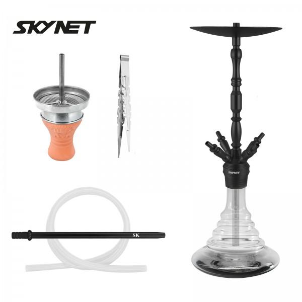 Skynet Air Alu - Black / Black