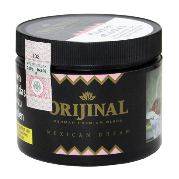 Orijinal - Mexican Dream 200g