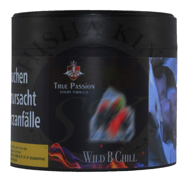 True Passion- Wild B Chill 200g