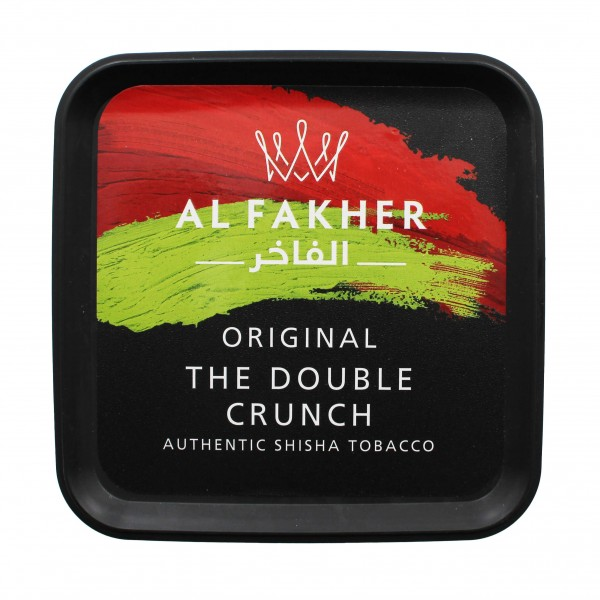 Al Fakher 1 Kg - The Double Crunch