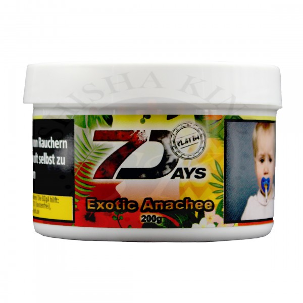 7 Days Platin-Exotic Anachee 200g