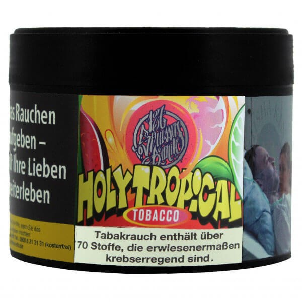 187 Tobacco 200g - #039 holy TROPICAL