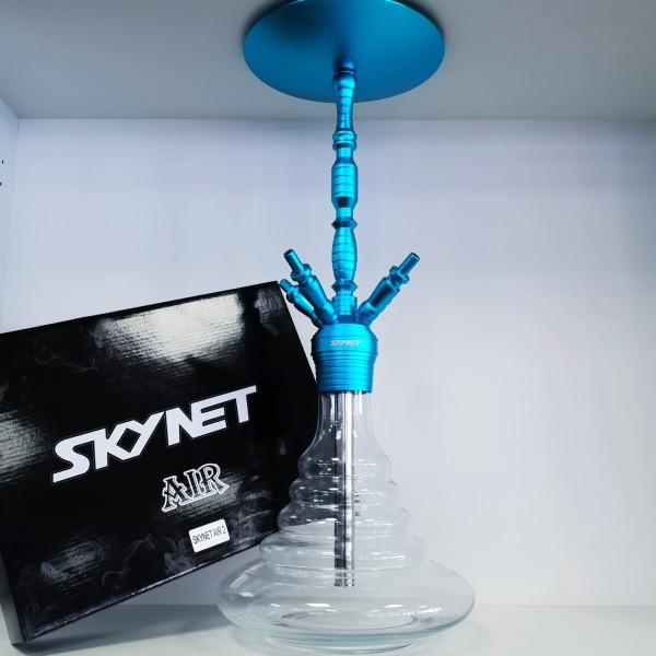 Skynet AIR Alu- Skyblue 4 Schlauch Variante