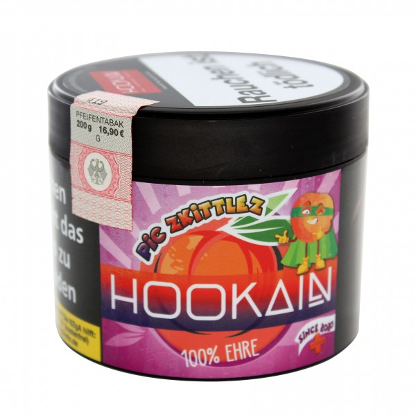 Hookain 200g - Pic Zkittlez