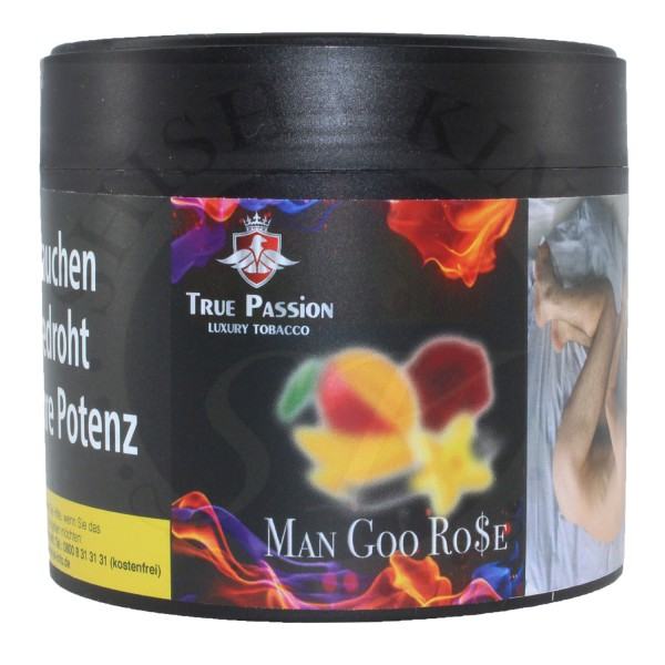True Passion-Man Goo Rose 200g