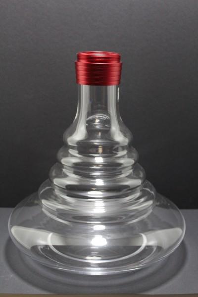 SKYNET Ersatzbowl -Red/Clear