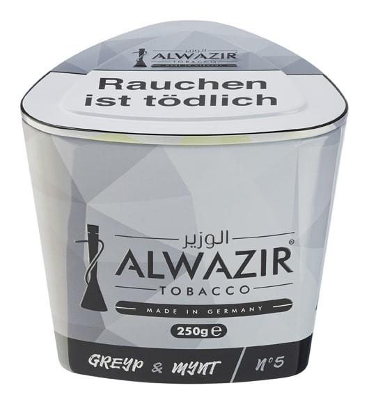 Al Wazir -Greyp & Mynt- 250g