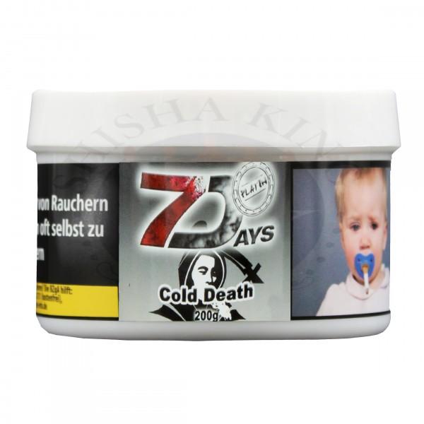 7 Days Platin-Cold Death 200g