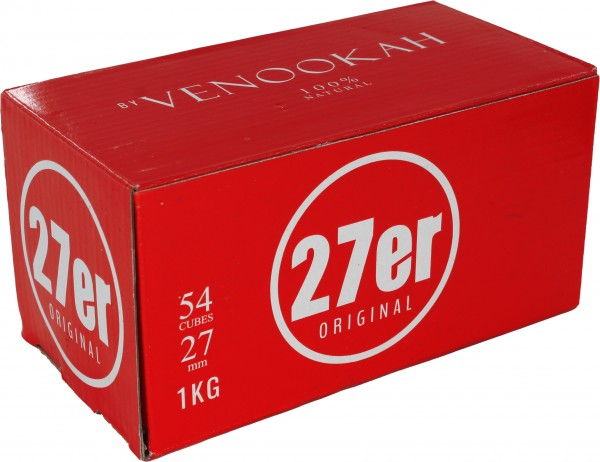 27er Naturkohle 1 KG
