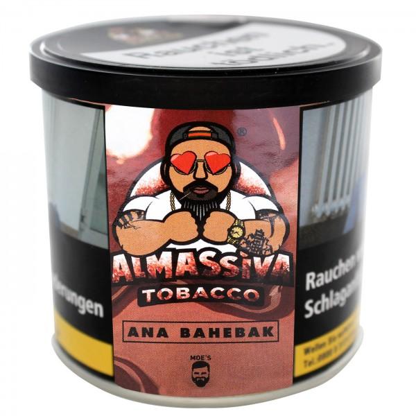ALMASSIVA Tobacco 200g - Ana Bahebak