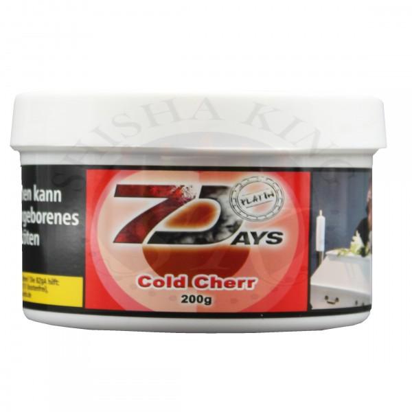 7 Days Platin-Cold Cherr 200g
