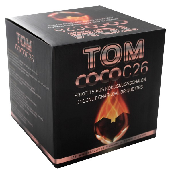 Tom Cococha C26 Naturkohle 2kg