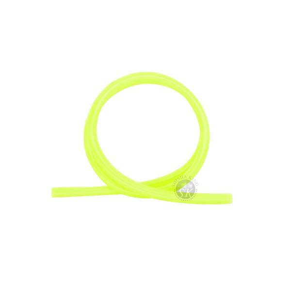 SKS Silikonschlauch matt - Neon Yellow