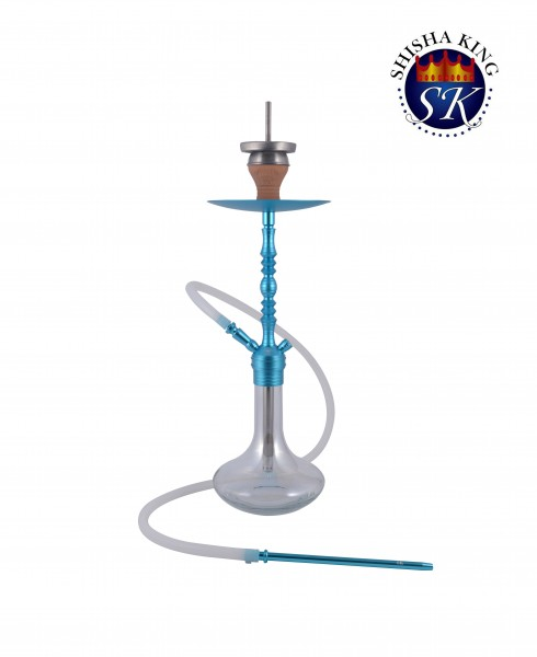 SKS 620 Magnoon-Skyblue/Clear 2 Schlauch Variante