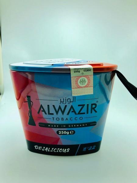 Al Wazir Tobacco -Dejalicious- 250g