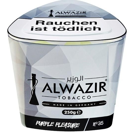 Al Wazir Tobacco 250g - Purple Pleasure
