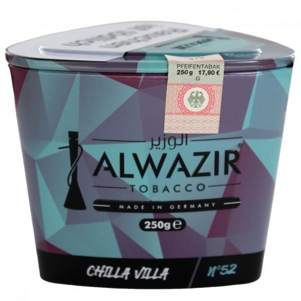 ALWAZIR Shisha Tabak 250g Chilla Villa