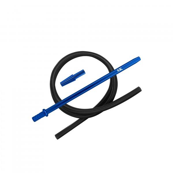 SK SIlikonschlauch SET - Blue/Black