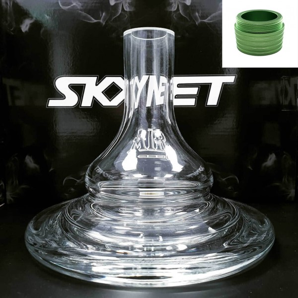 Skynet Galaxie Ersatzbowl-Green/Clear